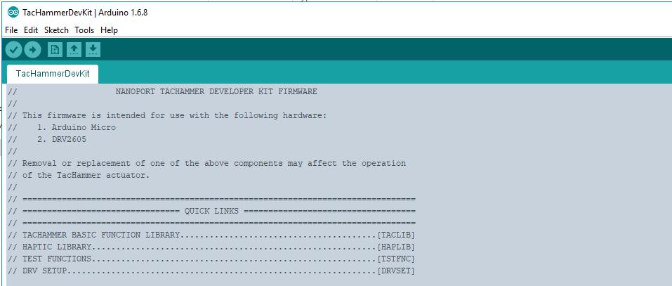 customizing haptics code